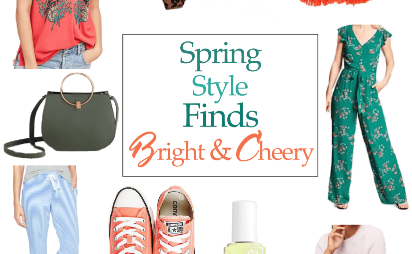 Spring Style – Bright &Cheery